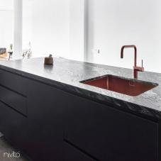 Copper Kitchen Mixer Tap - Nivito 2-RH-350