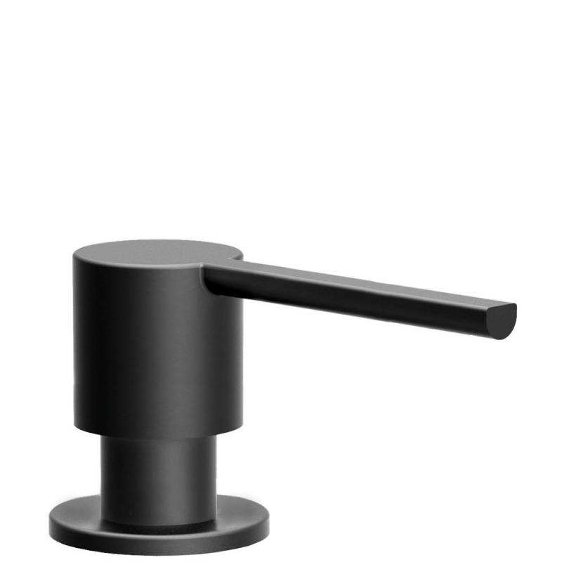 Black Soap Pump - Nivito SR-BL
