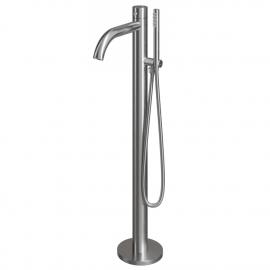 Stainless Steel Stand Alone Bathtub Bathroom Tap - Nivito CR-10