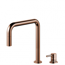 Copper Kitchen Tap Pullout hose / Seperated Body/Pipe - Nivito RH-350-VI