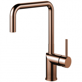 Copper Kitchen Mixer Tap - Nivito RH-350